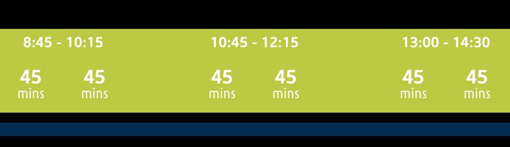 Orario Miniclass 30