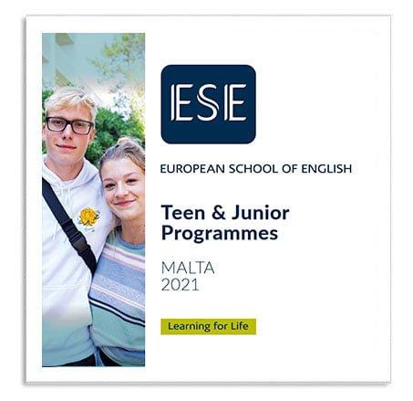 Teen & Junior Broschüre 2021
